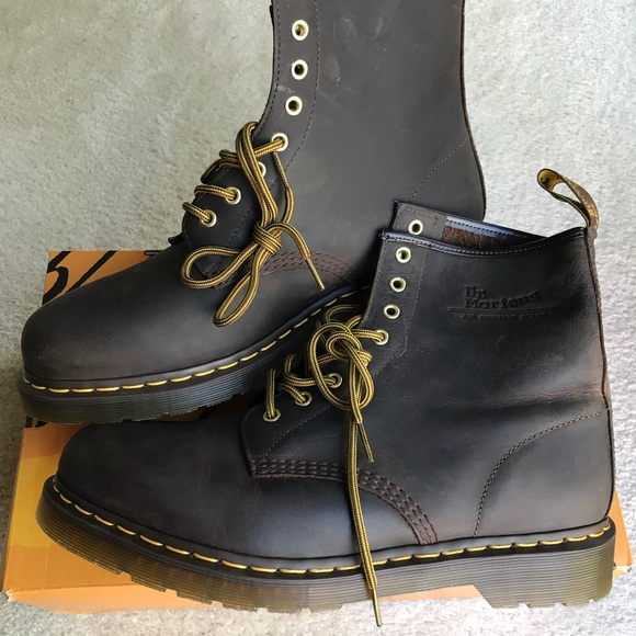 8ed6f35924523 Dr. Martens Shoes | Dr Martens 1460 Aztec Boot New In Box | Poshmark